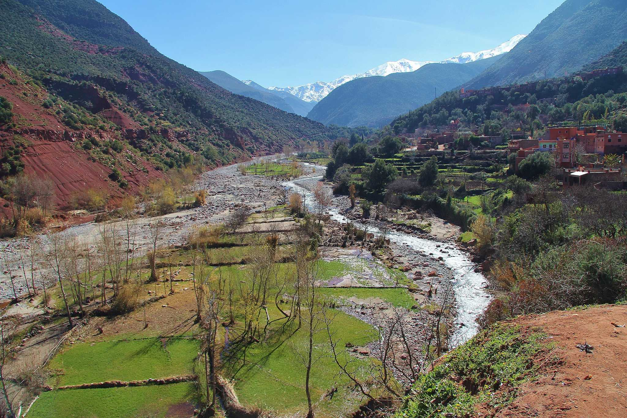 Day Trip To High Atlas Mountains From Marrakech